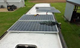 Solar Charging System for Missy