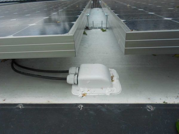Solar Panel Cable Entry Gland Waterproof resistent wires
