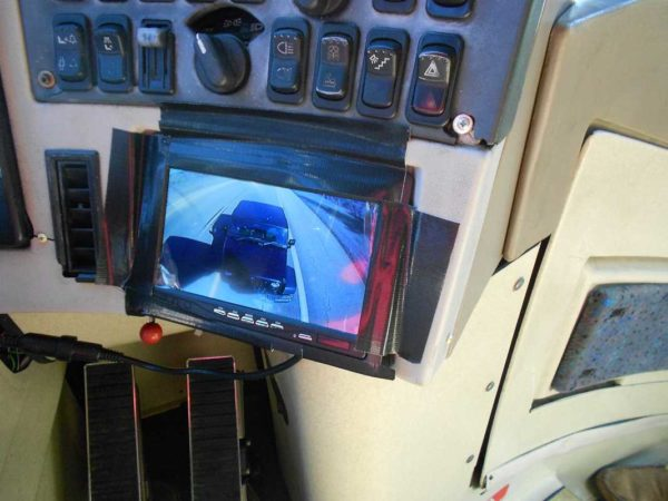 Backup Video Camera RV Coach Motorhome eRaptor Tow Vehicle
