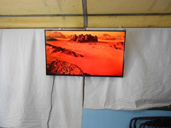 TV Television TCL UHD 4K RV Missy 1998 MCI 102-EL3