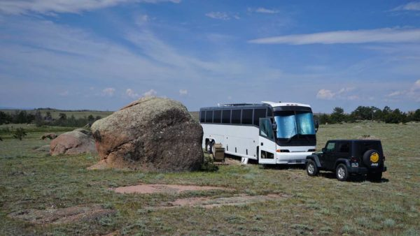 missy boondocking solar RV motorhome bus conversion