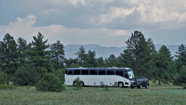 camping boondocking gunnison national forest colorado mountains