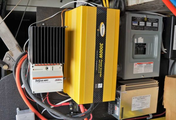 Missy bus conversion electrical inverter 3000 watt