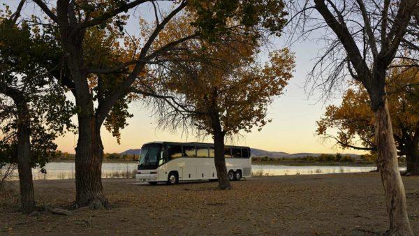 Lake Lahontan Nevada camping beach