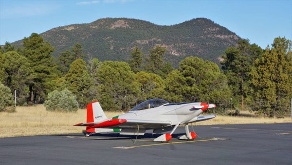 RV-4 New Mexico Mountains Beauty flying aviation