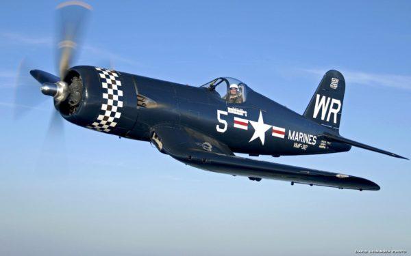 Chance Vaught F4U Corsair WWII
