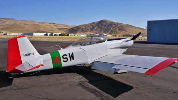 RV-4 Vans Aircraft Homebuilt EAB Aviation Flying