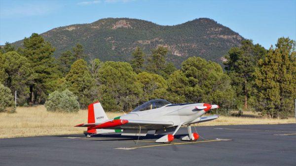 RV-4 New Mexico