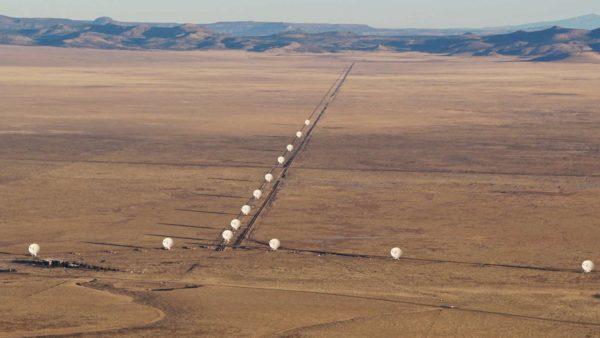 new mexico VLA very large telescope array